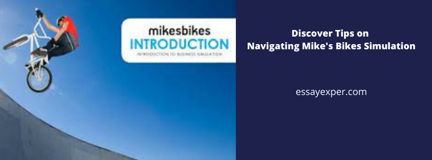 Every Thing You Need to Know About Mike's Bikes Simulation